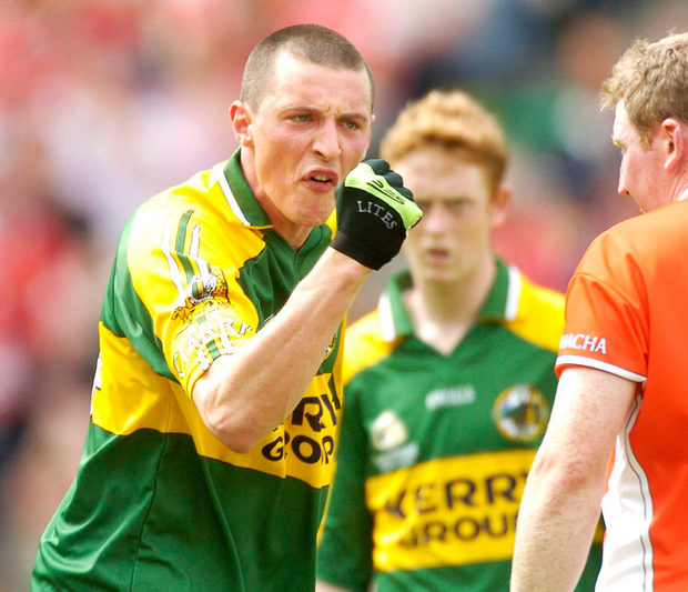 The Austin Stacks man went on to win four Sam Maguires. Photo: David Maher/Sportsfile