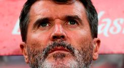 Republic of Ireland assistant manager Roy Keane prior to the International Friendly match between Poland and Republic of Ireland at the Municipal Stadium in Wrocław, Poland. Photo by Stephen McCarthy/Sportsfile