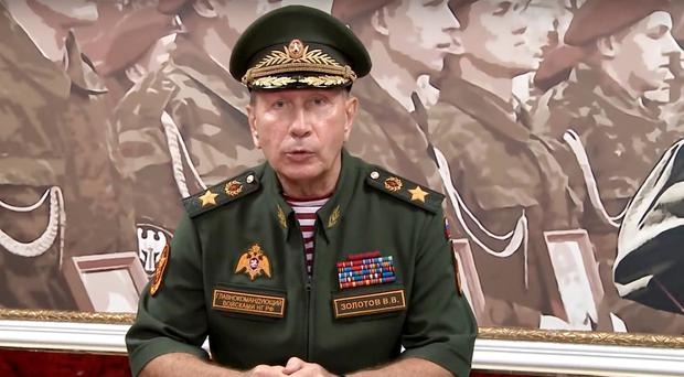 'I promise to make mincemeat of you,' Putin's ally tells jailed critic