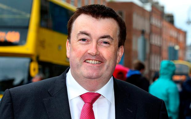Proposal: Finel Gael TD Colm Brophy is chair of the committee. Photo: Tom Burke