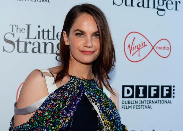 Guests arrive at the Irish Premiere of The Little Stranger at The Lighthouse Cinema, Dublin, Ireland - 12.09.18. Pictures: Cathal Burke / G. Mcdonnell / VIPIRELAND.COM Ruth Wilson