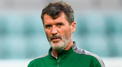 Roy Keane. Photo: Sportsfile
