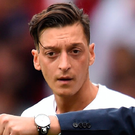 Arsenal's Mesut Ozil. Photo: Getty Images