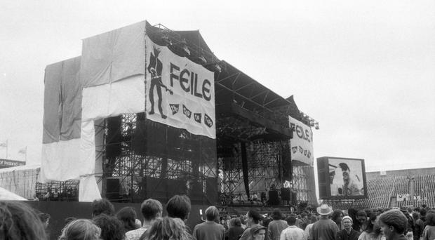 The original Trip to Tipp: 1990 was the year of the first Féile - when the Irish summer would be altered forever