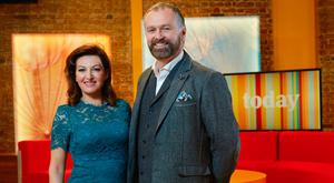 Co-hosts: Maura Derrane and Dáithí Ó Sé of Today