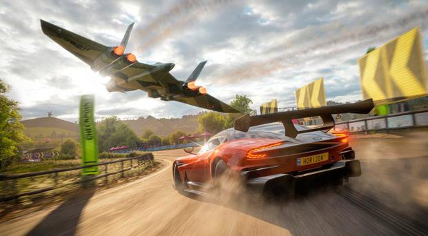 Forza Horizon 4 is released on October 2
