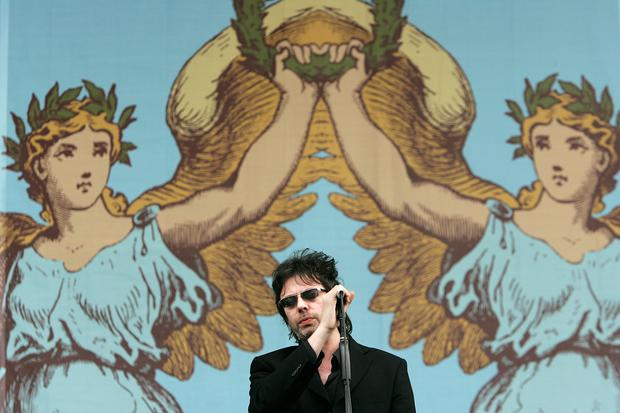 Ian McCulloch: 'My dad died the same day I left the Bunnymen'. Photo: Getty Images