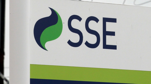 SSE is planning to spend as much as €2bn to expand its small Arklow Bank offshore wind farm. Photo: PA