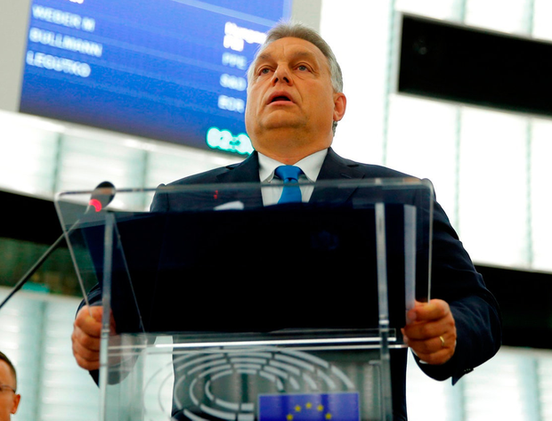 Viktor Orban vows to oppose European Union border-guard plan
