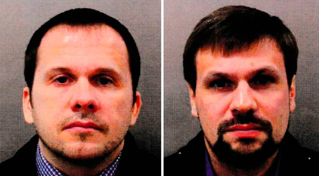 Russian spies 'tried to hack Swiss lab' for Novichok test