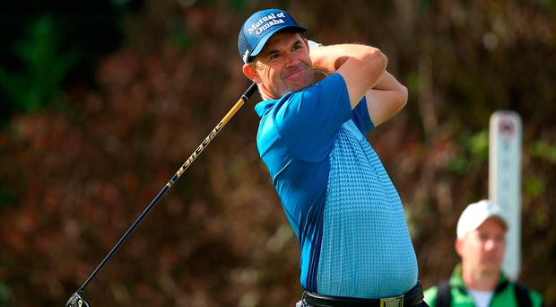 Padraig Harrington in contention heading into final day at KLM Open after third round surge