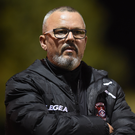 Cobh Ramblers manager Stephen Henderson. Photo: Matt Browne/Sportsfile