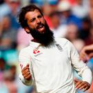 Moeen Ali. Photo: John Walton/PA Wire