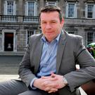 Challenge: Alan Kelly effectively called for Brendan Howlin to step down during the summer. Photo: Tom Burke