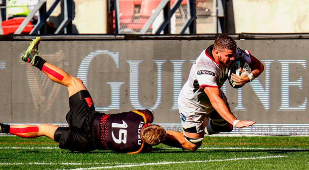 Ulster make indisciplined Kings pay