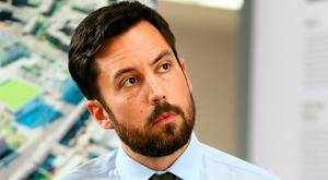 Review: Eoghan Murphy faces demands to look again at the system. Photo: Frank McGrath