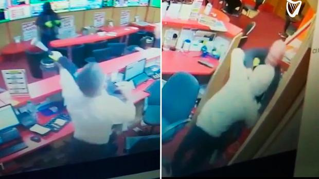 Badass Irish Great-Grandpa Fights Off Shotgun-Wielding Robbers