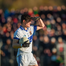 12 November 2017; Diarmuid Connolly of St Vincent's during the AIB Leinster GAA Football Senior Club Championship Quarter-Final match between Rathnew and St Vincent's at Joule Park in Aughrim, Wicklow. Photo by Matt Browne/Sportsfile