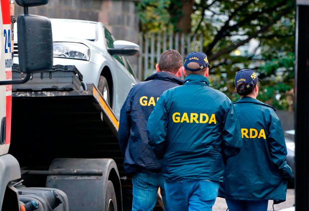 Garda raid is seen as a significant setback for the criminals