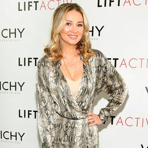 Anna Daly at the launch of Vichy's new LiftActiv anti-ageing skincare range at the Marker Hotel, Dublin. Picture: Brian McEvoy