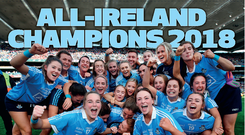 Pick up a copy of tomorrow's Herald and get a free poster celebrating Dublin's All-Ireland final win.