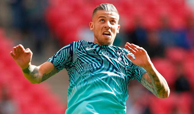 Toby Alderweireld and Kieran Trippier will miss Inter Milan UCL game