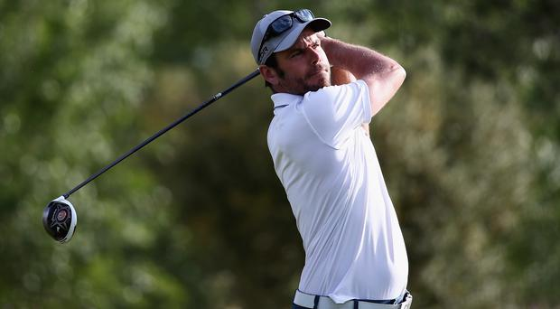 Former soccer pro Grant is dreaming of tour card joy