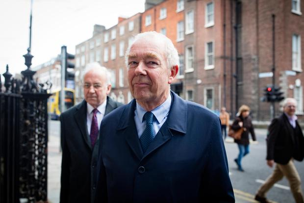 Report: Mr Justice Kearns warns personal injury awards in Ireland are a multiple of those paid elsewhere. Picture: Arthur Carron