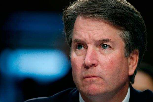 'Attempted rape' claims: President Donald Trump's Supreme Court nominee Brett Kavanaugh has denied the sex assault allegations. Photo: AP