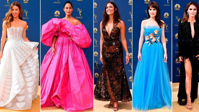 Best And Worst Dressed Emmys 2020 22 Best and Worst Dressed at the Emmys