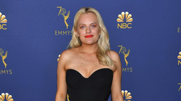 Elizabeth Moss came away empty handed from the Emmys (Vince Bucci/AP/PA)