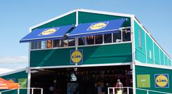 The Lidl Big Green Barn will be one of the main attractions at the championships