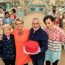 The Great British Bake Off 2018 (Mark Bourdillon/Love Productions/PA)