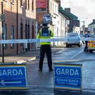 Gardai are investigating after a woman died following a stabbing incident this evening Photo: Ciara Wilkinson