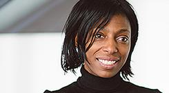 """Ofcom chief executive Sharon White says the internet is a """"lottery"""" for child safety. (Ofcom)"""