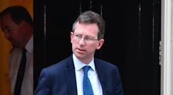 Media minister Jeremy Wright has said he will not rule out a levy on tech giants to fund responsible journalism (Dominic Lipinski/PA)