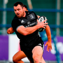 Cian Healy goes through his paces in squad training. Photo by Ramsey Cardy/Sportsfile