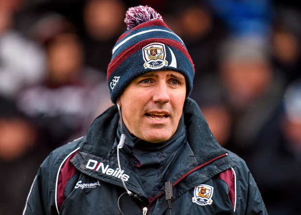 Kevin Walsh has left Galway