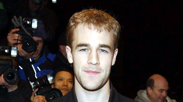 Actor James Van Der Beek has praised director Ryan Murphy for encouraging diversity in the TV industry. (Ian West/PA)