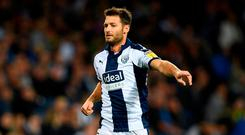 West Bromwich Albion's Wes Hoolahan