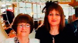 Mary Ann Wilson (left) and Marcella Wilson were killed in road collision in Mayo.