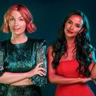 Alice Levine and Maya Jama present Channel 4's The Circle