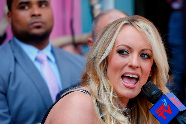 Sex with Trump 'least impressive' she's ever had, says Stormy Daniels