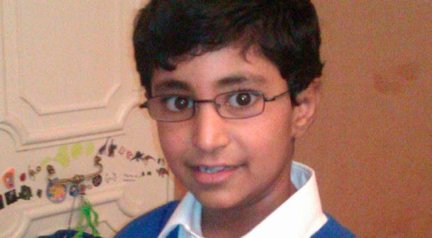 Boy with severe dairy allergy died after schoolmate threw cheese down his T-shirt, inquest hears