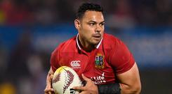 Ben Te'o. Photo: Stephen McCarthy/Sportsfile