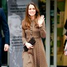 Style: The 'Birdie' dress was made famous by Kate Middleton