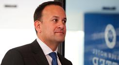 Leo Varadkar. Photo: REUTERS/Lisi Niesner