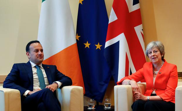 May 'to consider' extending UK's post-Brexit transition period