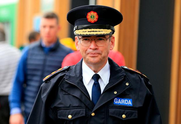 Cost cutting: Garda Commissioner Drew Harris. Photo: Gerry Mooney