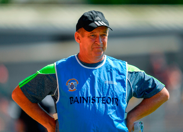 Clare manager Colm Collins. Photo: Seb Daly/Sportsfile